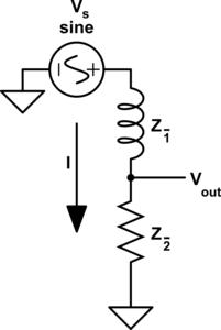 Capacitor Low Pass Filter